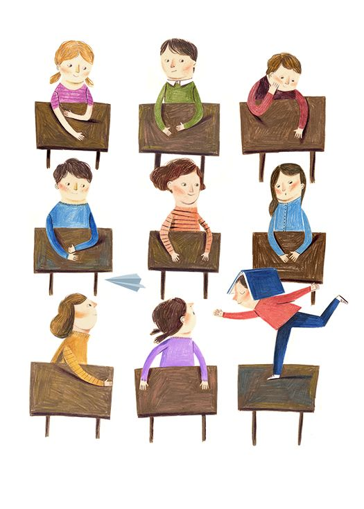 Yeni Bir Başlangıç: Okul Adaptasyonu 1