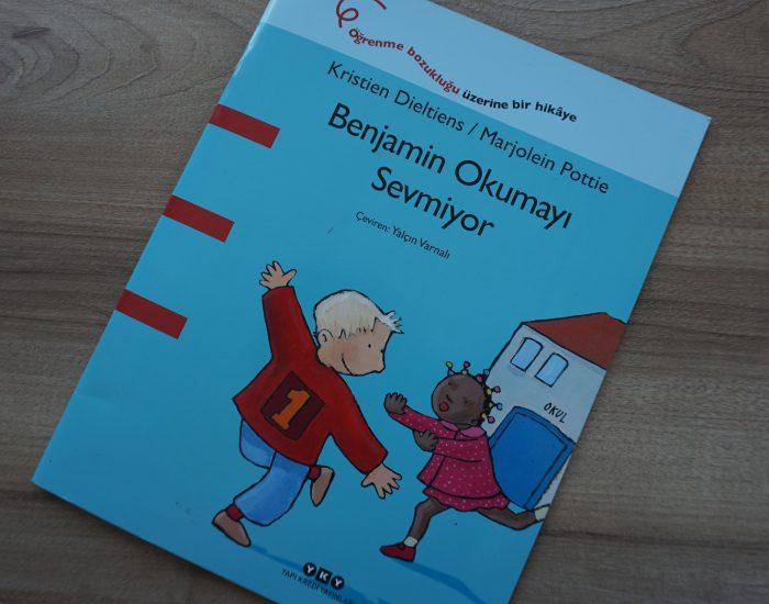 Benjamin Okumayı Sevmiyor