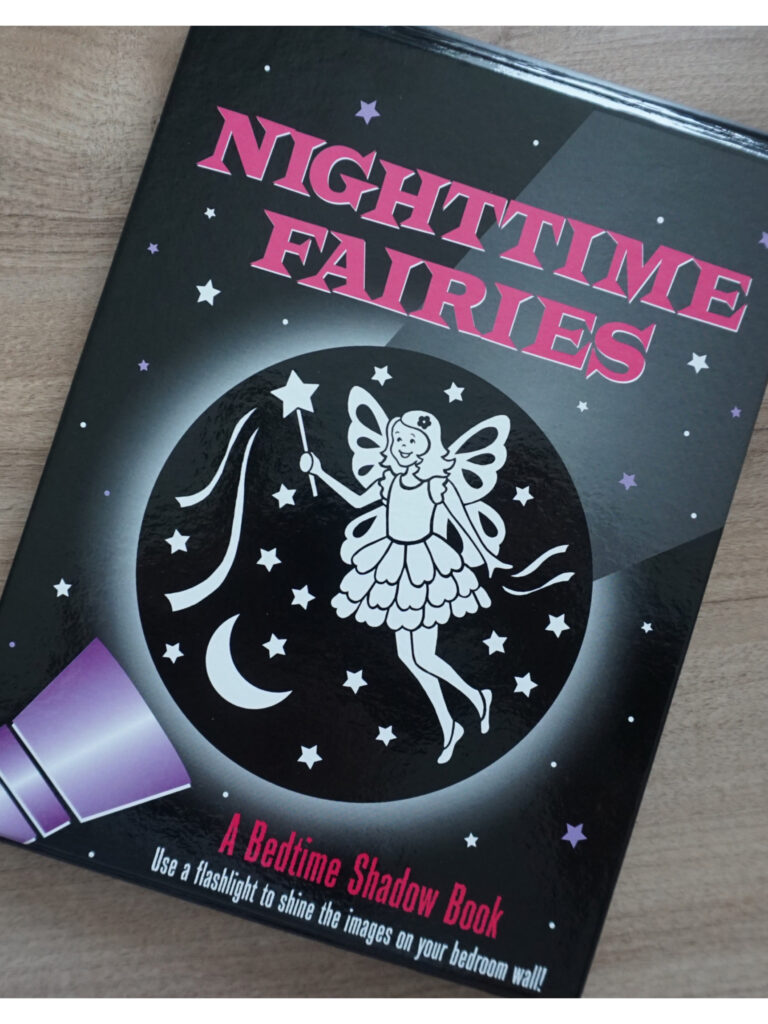 Nighttime Fairies – A Bedtime Shadow Book
